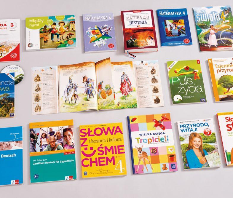 Drukarnia - podręczniki szkolne