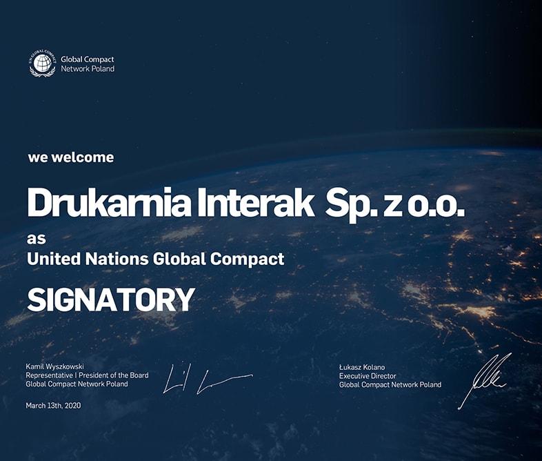 Drukarnia Interak-signatory