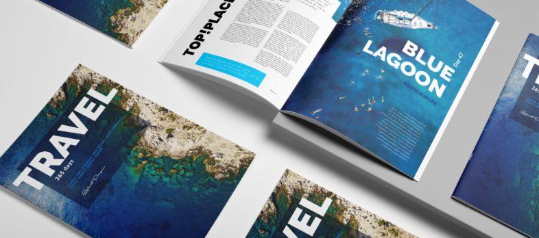L'Imprimerie Interak - brochures, depliants, catalogues