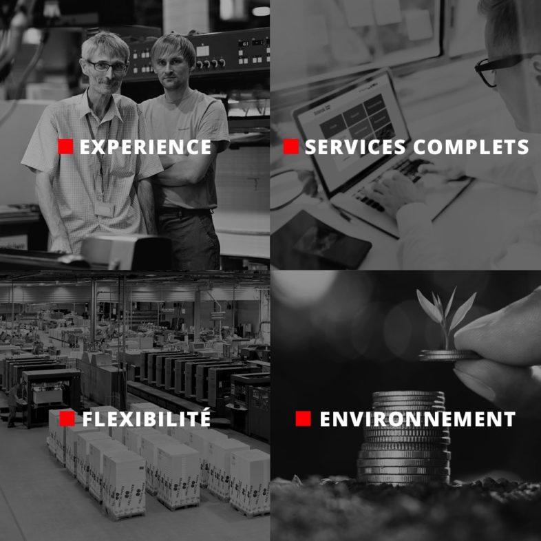 L'Imprimerie Interak - Experience, Services Complets, Flexibilite, Environnement